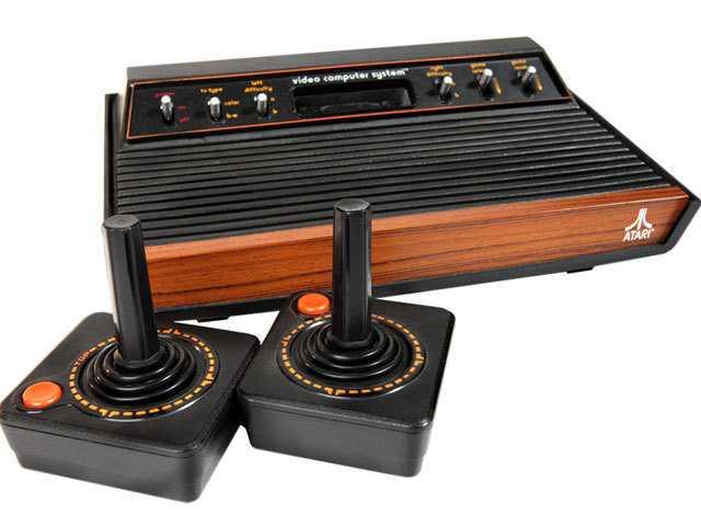 Atari oyunlarını telefonda oynama