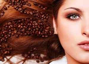 Kahve ve saç bakımı