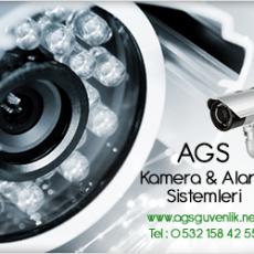 Güvenlik Kamera Sistemlerinde Son Teknoloji İle AGS Güvenlik Hizmetinizde